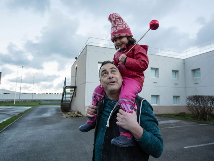 """A former soldier has been spared jail for what he called the """"crime of compassion"""" of trying to smuggle a four-year-old Afghan girl into Britain from the squalid Calais Jungle refugee camp. Rob Lawrie, 49, of Guiseley, near Leeds, appeared close to tears as – to loud applause in the courtroom – a French judge said he would only have to pay a fine of €1,000 (£755). The fine will be waived completely if after five years he had committed no further offences."""