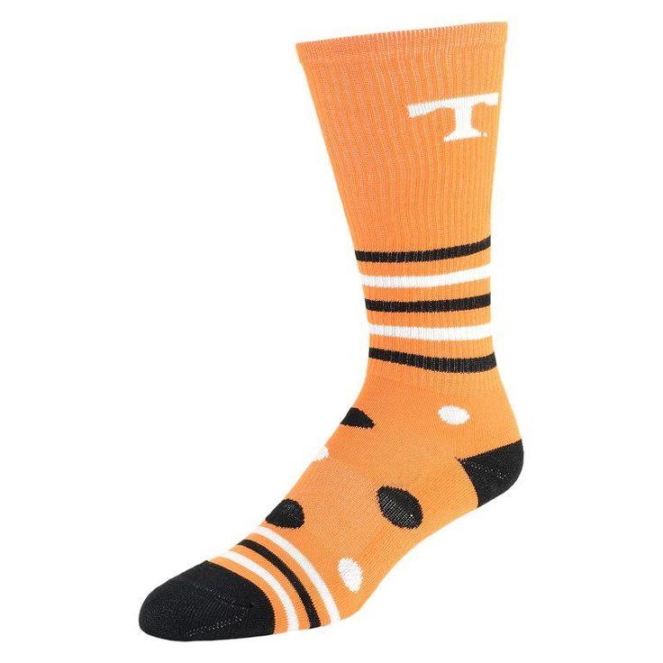 Women's Tennessee Volunteers Razzle Knee-High Socks, Size: 9-11, Orange