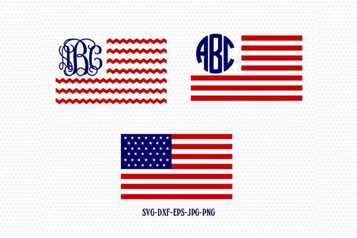 Usa Flag Svg American Flag Svg Patriotic Monogram Svg 93097 Svgs Design Bundles Patriotic Monogram American Flag Monogram Monogram Svg