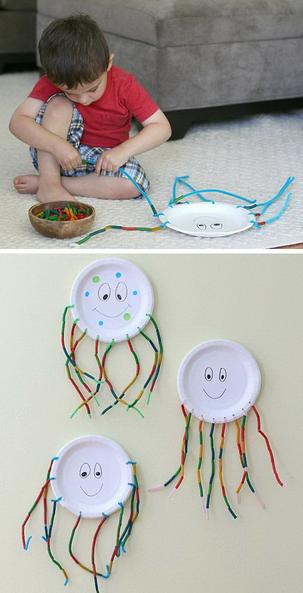 1000 Ideas About Octopus Crafts On Pinterest Shark Craft Fish Crafts And Paper Plates