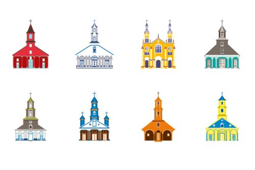 Iglesias de Chiloé - Kaikai