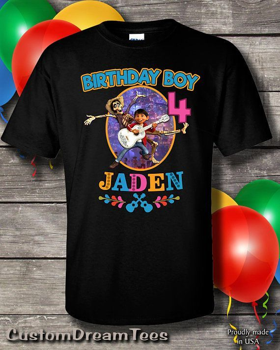 Disney Boys Coco T-Shirt
