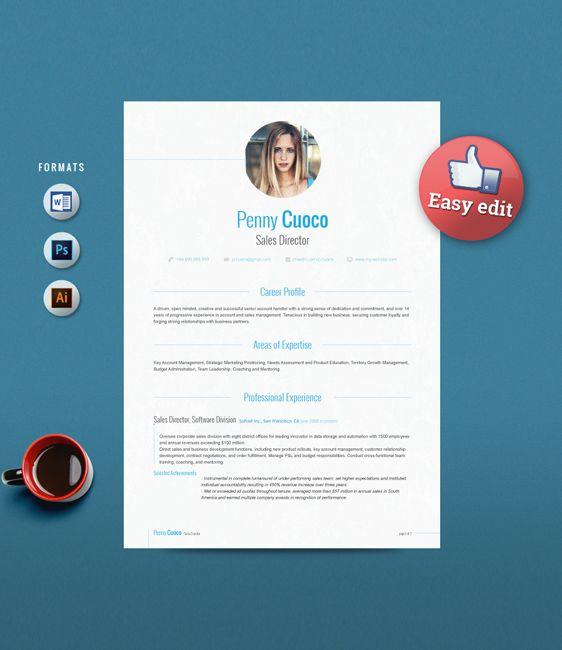 11 besten CV Design Bilder auf Pinterest   Lebenslaufentwurf ...