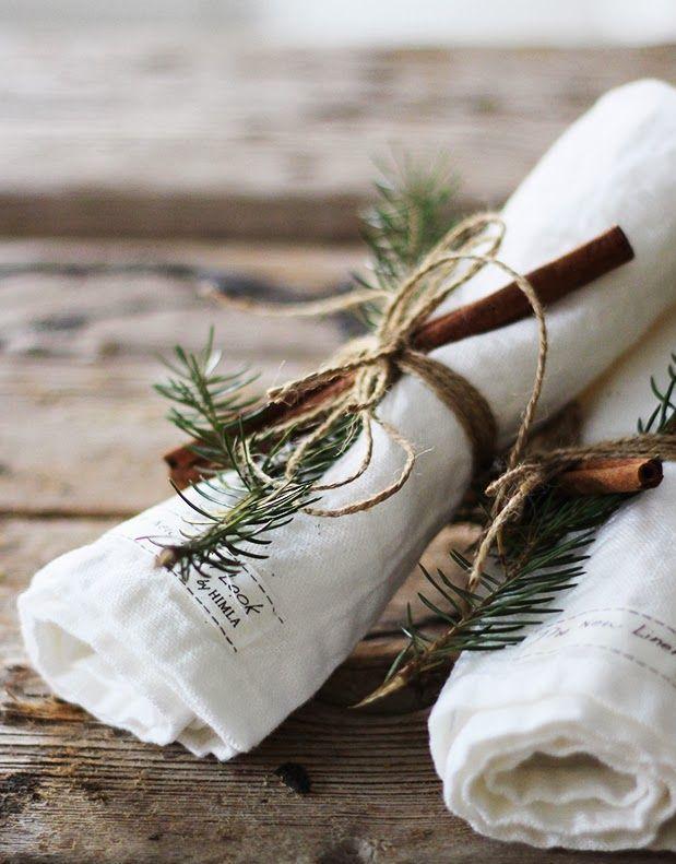 Όμορφες ιδέες για να στολίσεις το τραπέζι των Χριστουγέννων! | JoyTV