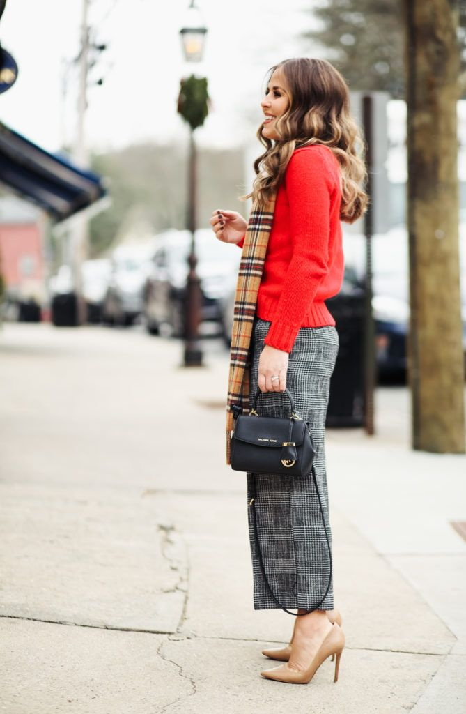 christmas outfit inspiration: mixing plaids. - Christmas Outfit Inspiration: Mixing Plaids 06 S T Y L E