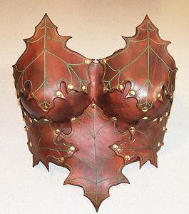Armor Pagan Wicca Witch:  Woodland #armor.