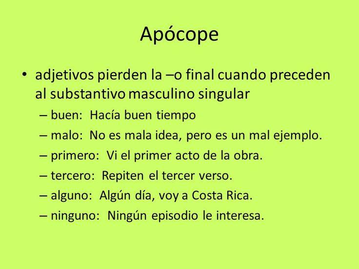 Los adjetivos AP Spanish. - ppt descargar