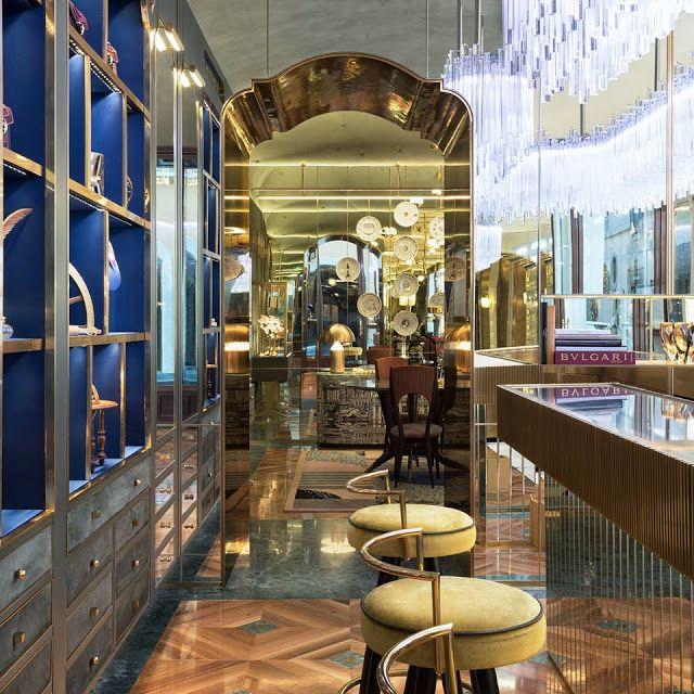 Roma Shop & More: Bulgari New Curiosity shop!