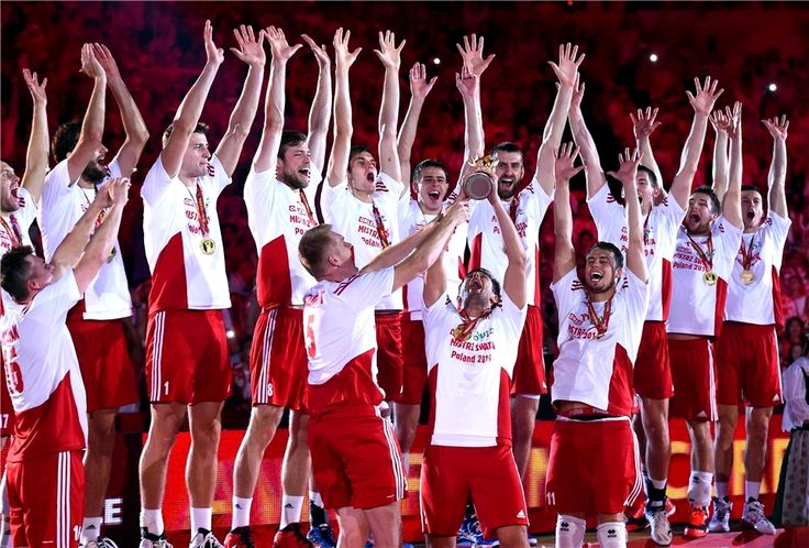 CHAMPIONS OF THE WORLD 2014 #polish #volleyball