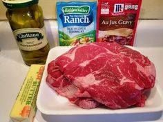 The easiest most de The easiest most delicious Beef Pot Roast...  The easiest most de The easiest most delicious Beef Pot Roast that you make in your slow cooker! Only 7 ingredients are needed to make this incredible roast! I just want to put this out there this happens to b Recipe : http://ift.tt/1hGiZgA And @ItsNutella  http://ift.tt/2v8iUYW