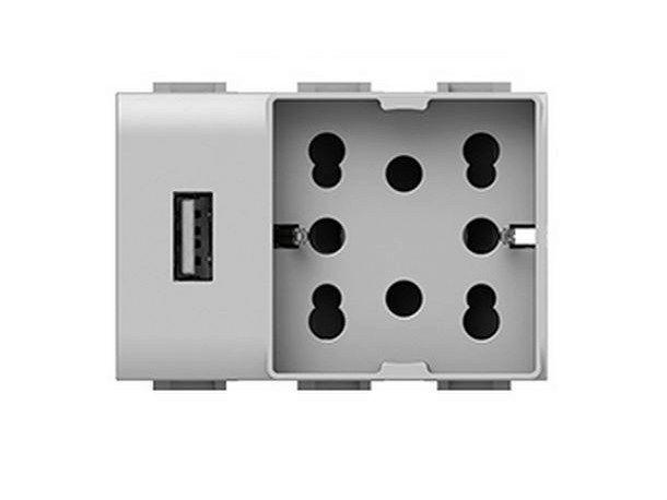 Steckdose SIDE UNIKA USB Serie Side Unika by 4 BOX