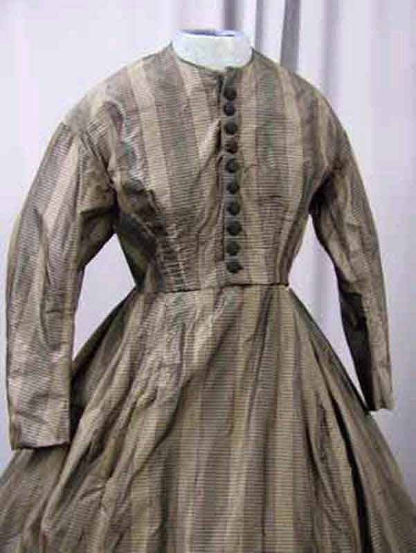 Making a Plaid Dress, 1860s, Part One – Angela Clayton's