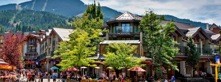 Whistler Village Hotel: Crystal Lodge & Suites, Whistler BC Canada