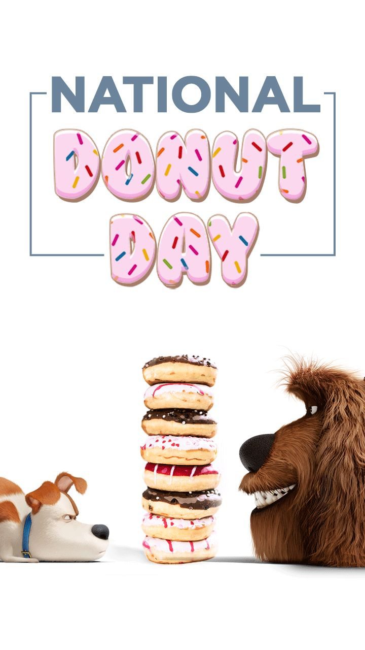 69 best mypetssecretholiday images on pinterest secret life of share some donuts today for national donut day watch your that your pet doesn national donut daysecret life fandeluxe Ebook collections