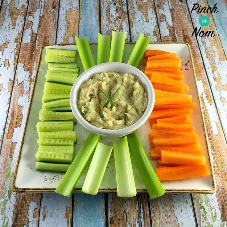 Syn Free Butter Bean and Garlic Dip | Slimming World