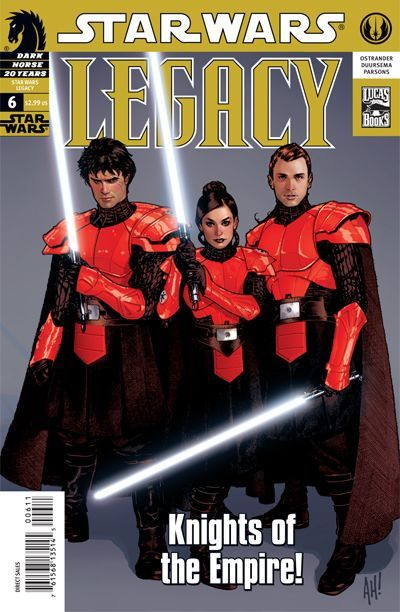 Five generations after Luke Skywalker took up his father's lightsaber,the galaxy is once again imperiled and hope rests on the shoulders of a young man and his connection to the Force. In this issue,