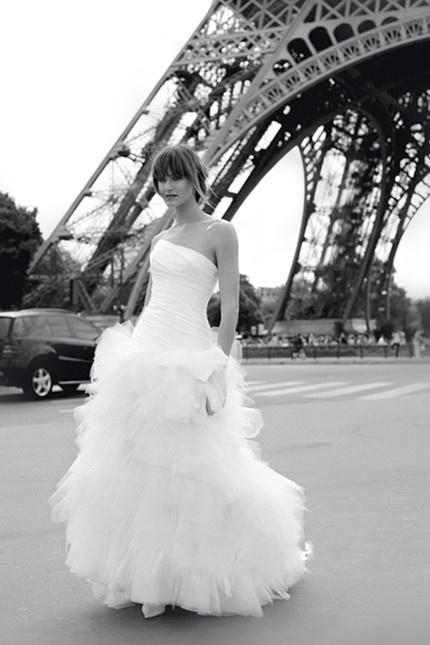 .Paris, Ideas, Wedding Dressses, Dreams, Eiffel Towers, Cymbeline, Dress, Beautiful Dresses, Little White Dresses