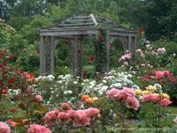 The Historic Gardens - Annapolis Royal  A 17 acre horticultural paradise