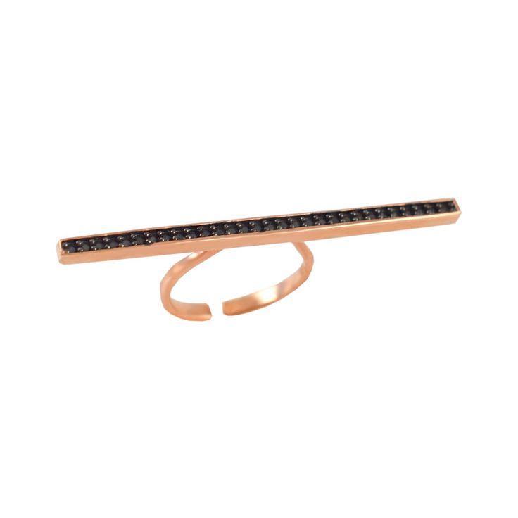 ES144 -Ασημένιο δαχτυλίδι