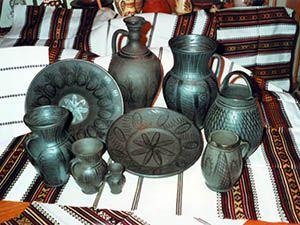 Marginea black ceramics