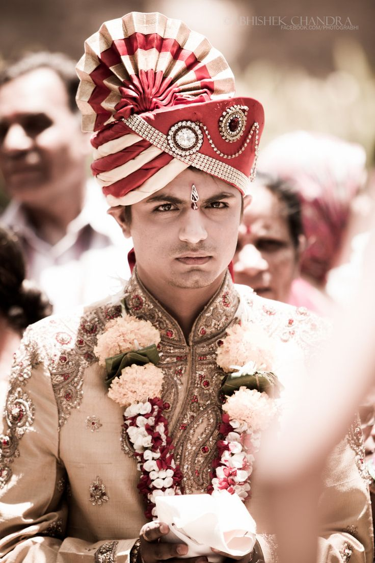 The Indian Groom