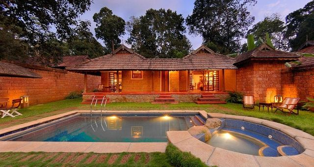 Top 6 Resorts in Coorg: Orange County Coorg