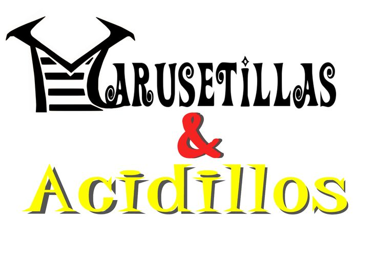 Maruja Lemon Acid Concept Marusetillas amp Acidillos Kids