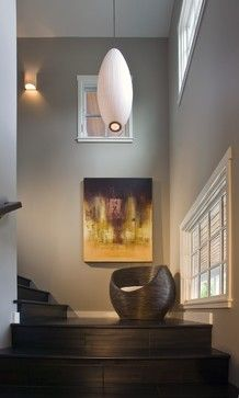 73 best olympic way w images on pinterest mini pendant lights cigar bubble pendant light mesa residence contemporary staircase santa barbara jessica aloadofball Image collections