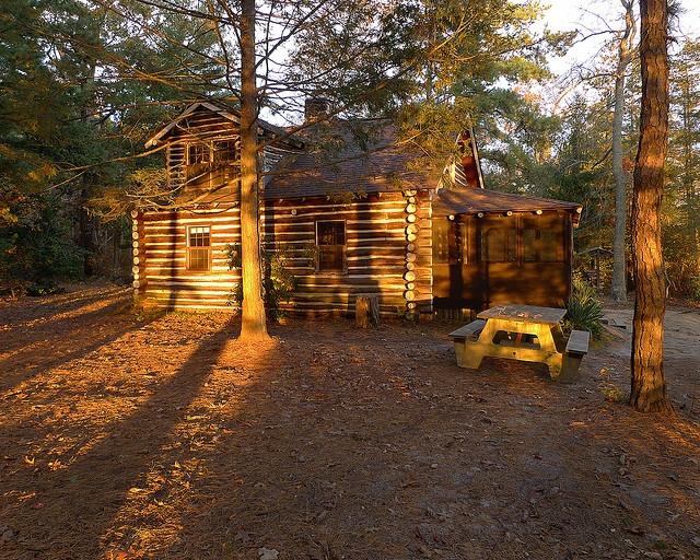 Atsion lake cabins