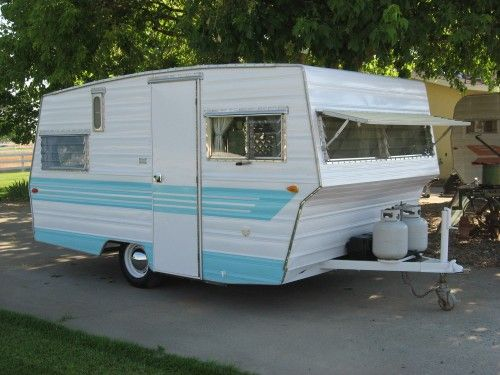 Vintage Trailer Weights : Best images about vintage travel trailers on