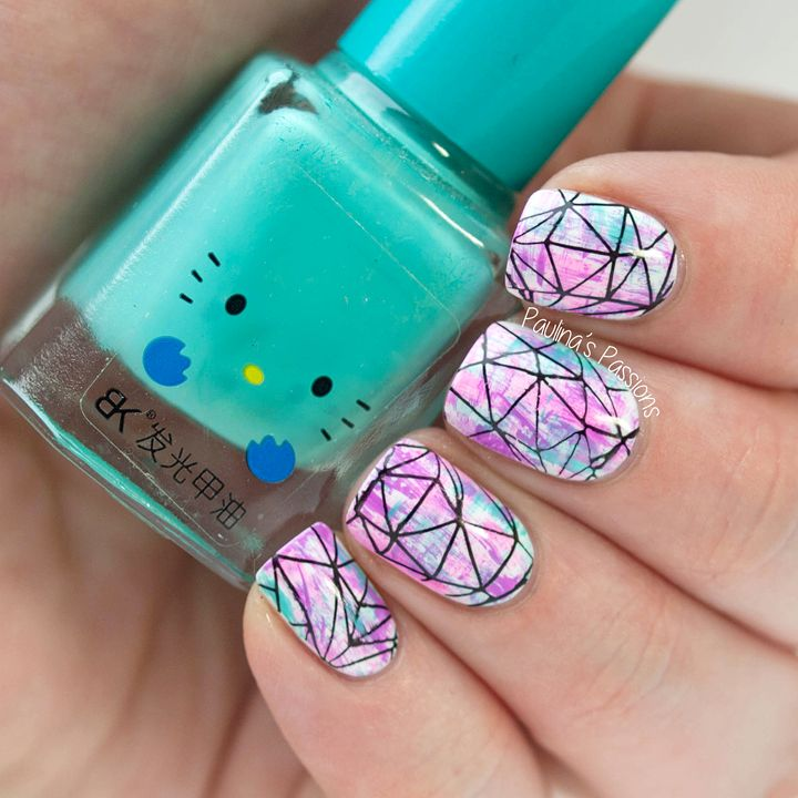 Best 25 nail art machine ideas on pinterest nail design machine bundle monster time machine stamping nail art by paulinas passions prinsesfo Image collections