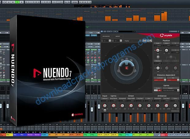 Cracked Steinberg Nuendo 7 Full Download Free | Download Cracked