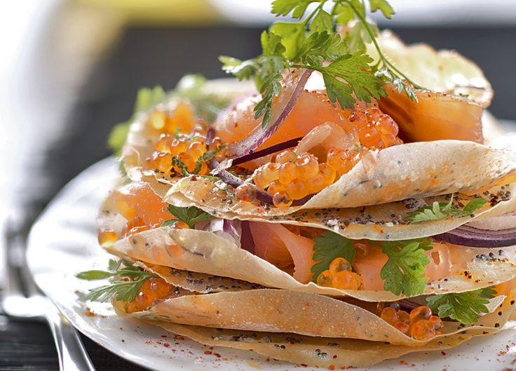 Les 47 meilleures images du tableau les plats de f tes sur for Entree gastronomique originale