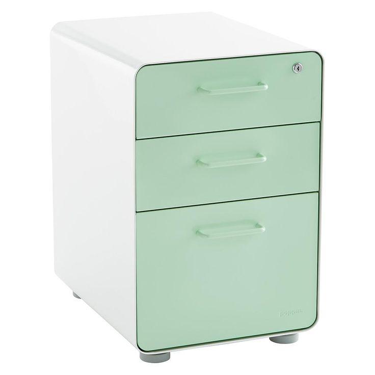 Bisley Two Drawer Steel Home Filing Cabinet Orange File2: Best 25+ Single Drawer File Cabinet Ideas On Pinterest
