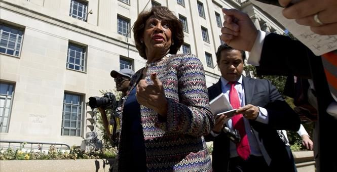 """When President Trump recently met with the Congressional Black Caucus leadership, they presented him with their new report, """"We Have A Lot To Lose."""" It's their assessment on fixing the problems in black America."""