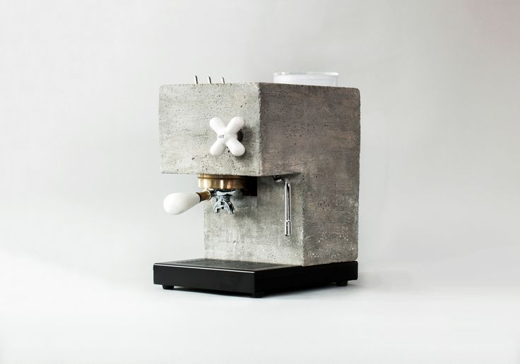 Gallery of Espresso Yourself With This Brutalist Coffee Machine - 2