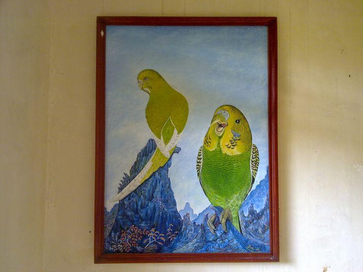 Panduan Pintar Membuat Gambar Hewan: Menggambar dan Melukis Burung