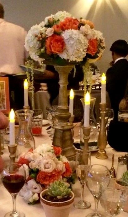 Vintage Look Pillars. Vintage Look Pillars on Tradesy Weddings (formerly Recycled Bride), the world's largest wedding marketplace. Price $225.00...Could You Get it For Less? Click Now to Find Out!
