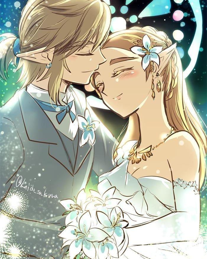 Sex kreskówka Zelda