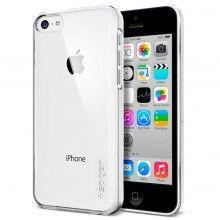 Funda iPhone 5C Spigen SGP Ultra Thin Air - Transparente Claro  $ 289.86