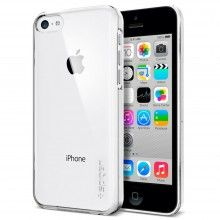 Funda iPhone 5C Spigen SGP Ultra Thin Air - Transparente Claro  $ 289.86