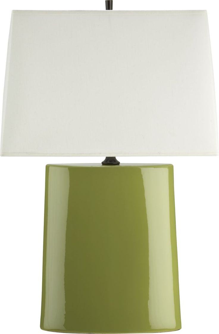Boka Lime Table Lamp | Table lamp, Table, Modern family