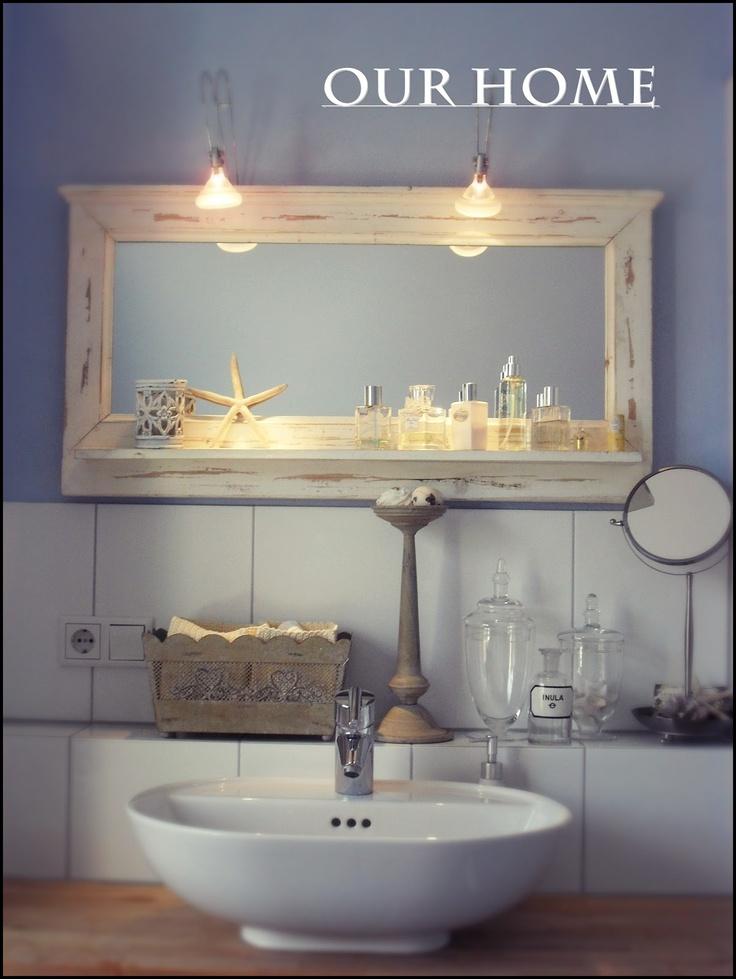 Cute bathroom idea salle de bain pinterest for Cute bathroom ideas pinterest