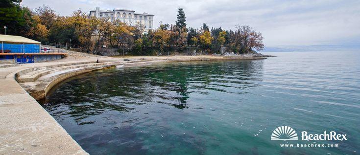 Beach Kvarner - Lovran - Kvarner - Croatia