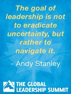 andy stanley quotes - Google Search