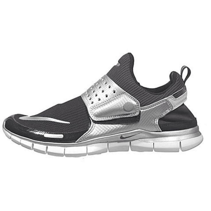 Nike Free 4.0 (Black/Metallic Silver-White)