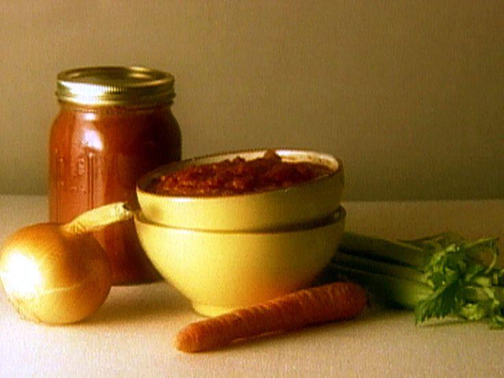 Simple Tomato Sauce recipe from Giada De Laurentiis via Food Network