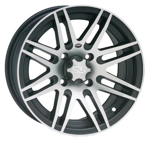 ITP SS316 Machined ATV Wheel Front/Rear 14x7 (4/115) - (5+2) [14SS909] - http://www.caraccessoriesonlinemarket.com/itp-ss316-machined-atv-wheel-frontrear-14x7-4115-52-14ss909/  #14SS909, #14X7, #4115, #FrontRear, #Machined, #SS316, #Wheel #ATV, #ATV-Wheels, #Tires-Wheels