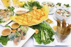 ベトナムの料理はヘルシーな料理です