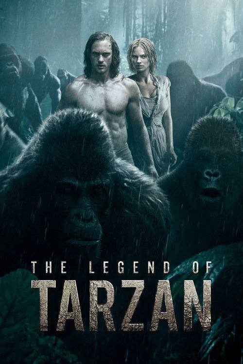 Watch The Legend of Tarzan Full Movie Online